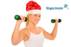 Vánoční Cvičení-Hubnutí